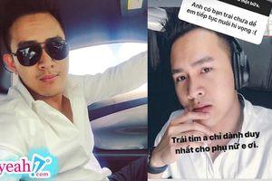 Được hỏi 'Anh có bạn trai chưa?' và cách đáp trả không thể hay hơn của con trai nghệ sĩ Hoài Linh