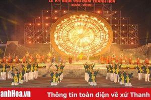 Tổng duyệt chương trình nghệ thuật Lễ kỷ niệm 990 năm Thanh Hóa