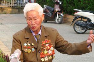 Cựu chiến binh kể chuyện kéo pháo trong chiến dịch Điện Biên Phủ