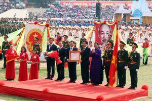 Tưng bừng Lễ kỷ niệm 110 năm thành lập tỉnh và 70 năm thành lập Đảng bộ tỉnh Điện Biên