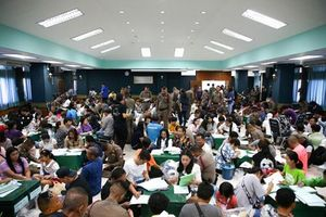 Thái Lan sắp công bố kết quả bầu Hạ viện và lựa chọn Thượng nghị sỹ