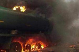 Niger: Cháy xe bồn, hơn 90 người thương vong