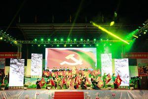 Khai mạc Ngày hội văn hóa, thể thao các dân tộc Thuận Châu, Sơn La