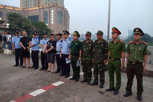 Bắt giữ hai thanh niên Trung Quốc có lệnh truy nã nhập cảnh trái phép vào Việt Nam