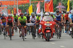 Kết thúc giải đua xe đạp 'Về Điện Biên Phủ - 2019 cúp báo Quân đội Nhân dân'