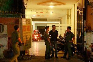 Đôi nam nữ gục chết trong khách sạn ở Bình Tân
