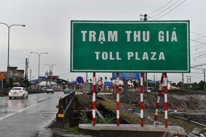 Sau 'trạm thu giá', Bộ GTVT đề xuất đặt tên 'trạm thu tiền'