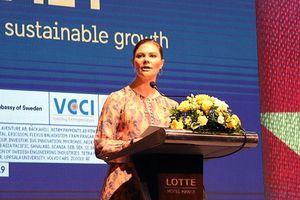 'Dù ở Hà Nội hay Stockholm, các doanh nghiệp đổi mới sáng tạo đều đóng vai trò quan trọng'