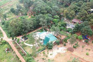 Thêm 1 công trình vi phạm đất rừng Sóc Sơn bị xử lý