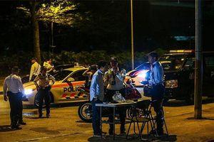 Dẹp nạn tài xế say xỉn, Singapore lần đầu tiên đề lệnh 'cấm trọn đời'