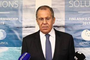 Ngoại trưởng Nga Lavrov tin tưởng sẽ diễn ra cuộc gặp thượng đỉnh Putin - Trump lần 2