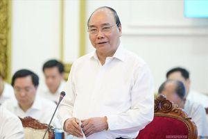 Thủ tướng chủ trì họp Tiểu ban KT-XH với TPHCM và 7 tỉnh Nam Bộ