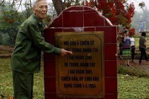 Ký ức của cựu chiến binh trong chiến dịch Điện Biên Phủ