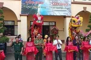 Triển lãm 'Côn Đảo - Di tích và danh thắng' tại Vĩnh Long