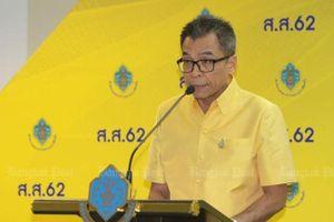 Thái-lan công bố danh sách trúng cử hạ viện