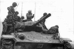Chuyện chưa kể về chiếc xe tăng duy nhất ở Điện Biên Phủ