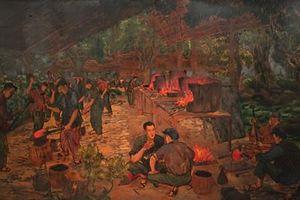 Tái hiện những ngày tháng hào hùng của dân tộc ở triển lãm 'Điện Biên năm ấy'