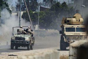 UAE bị nghi dùng máy bay không người lái tấn công Libya