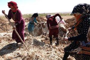 Mệt mỏi vì chiến tranh, phụ nữ Syria xây dựng ngôi làng theo kiểu 'Nữ nhi quốc'