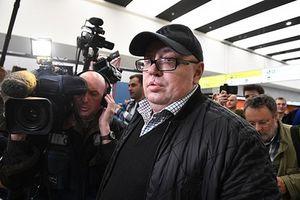 Cháy máy bay Nga: Nam hành khách hứng chỉ trích vì cố lấy hành lý, chặn lối thoát hiểm