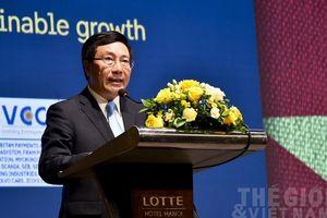 Phó Thủ tướng Phạm Bình Minh: 'Thời điểm vàng để thúc đẩy hợp tác Việt Nam - Thụy Điển'