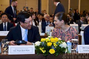Doanh nghiệp Việt Nam - Thụy Điển trao đổi, hợp tác kinh doanh