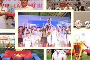 Chính thức khởi động Press Cup 2019