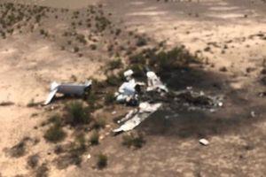 Rơi máy bay ở Mexico: 13 người thiệt mạng
