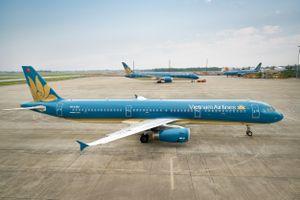 Hơn 1,4 tỉ cổ phiếu của Vietnam Airlines chào sàn HOSE