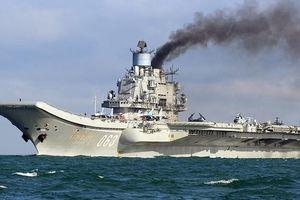 Nga bắt đầu nghiên cứu đóng tàu sân bay hạt nhân đầu tiên vào năm 2023?
