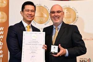 SABECO khẳng định chất lượng quốc tế với giải vàng International Brewing Awards 2019