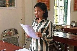 Ước nguyện của cô giáo mắc tội lừa đảo dưới chiêu bài 'chạy việc'