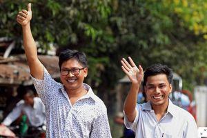 Myanmar ân xá hơn 6.500 tù nhân, có hai phóng viên Reuters