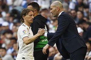 Cải tổ Real, HLV Zidane sắp thanh lý hàng loạt ngôi sao