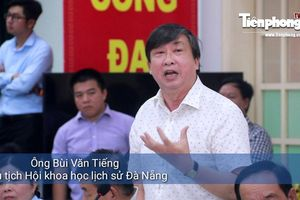 'Nóng' hội thảo phản biện các dự án lấn sông Hàn