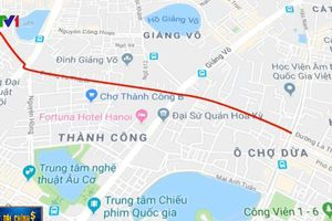 Hà Nội phải công khai với dân toàn bộ hồ sơ pháp lý tuyến đường Vành đai 1