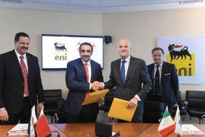 Eni ký thỏa thuận phân chia sản phẩm tại Lô 1 ngoài khơi Bahrain