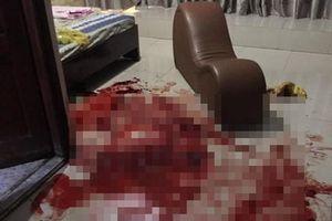 Nghi án thanh niên sát hại bạn gái rồi tự tử trong khách sạn