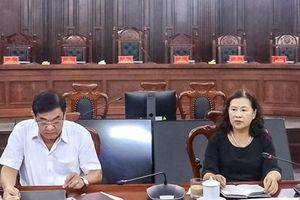 Xây dựng Đề án thành lập Hiệp hội Thẩm phán Việt Nam