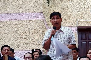 Hơn 700 hộ dân đồng loạt ký đơn kiến nghị giải quyết vấn đề dự án KĐTM Thủ Thiêm