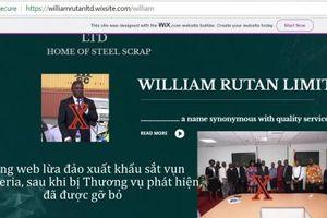 Thương vụ Việt Nam tại Nigeria cảnh báo lừa đảo từ các doanh nghiệp khu vực Tây Phi