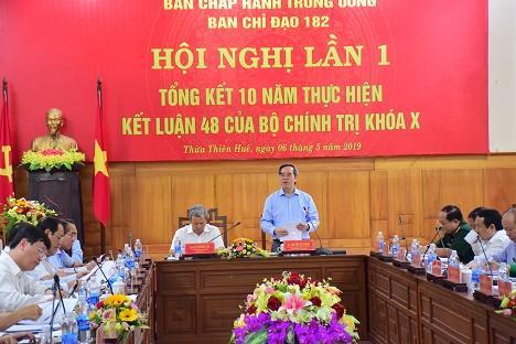 Phát triển Thừa Thiên Huế lên một tầm cao mới