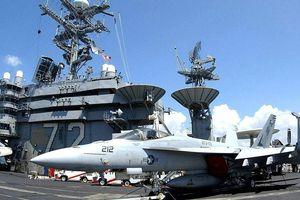 Mỹ điều tàu sân bay đến sát vùng biển Iran, chiến tranh đang cận kề?