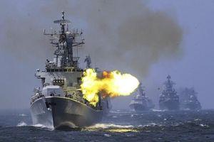 Trung Quốc tập trận bắn đạn thật đe dọa Đài Loan