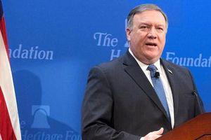 Mỹ cáo buộc Iran có hành động làm gia tăng căng thẳng