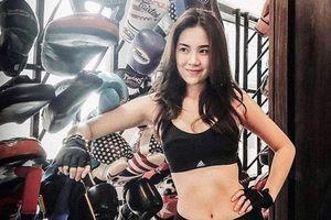 Khoe ảnh trong phòng gym, MC Mai Ngọc khiến khán giả thích thú vì điều này