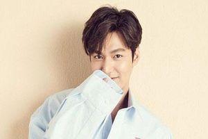Lee Min Ho chính thức xác nhận đóng phim của biên kịch 'Hậu duệ mặt trời' sau khi xuất ngũ