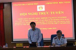 Bắc Ninh: Chủ động giải quyết các vụ việc tồn đọng, kéo dài