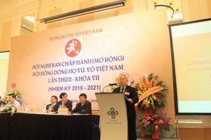 Ông Vũ Mão làm Chủ tịch Hội đồng Dòng họ Vũ - Võ Việt Nam