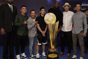 Trọng tài cấp quốc tế điều hành Giải Bóng rổ Việt Nam